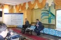 Состоялись отчетные встречи акима Бескольского сельского округа